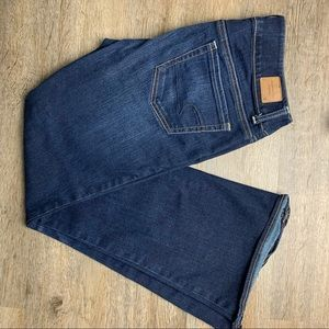 American Eagle Artist Dark Jeans